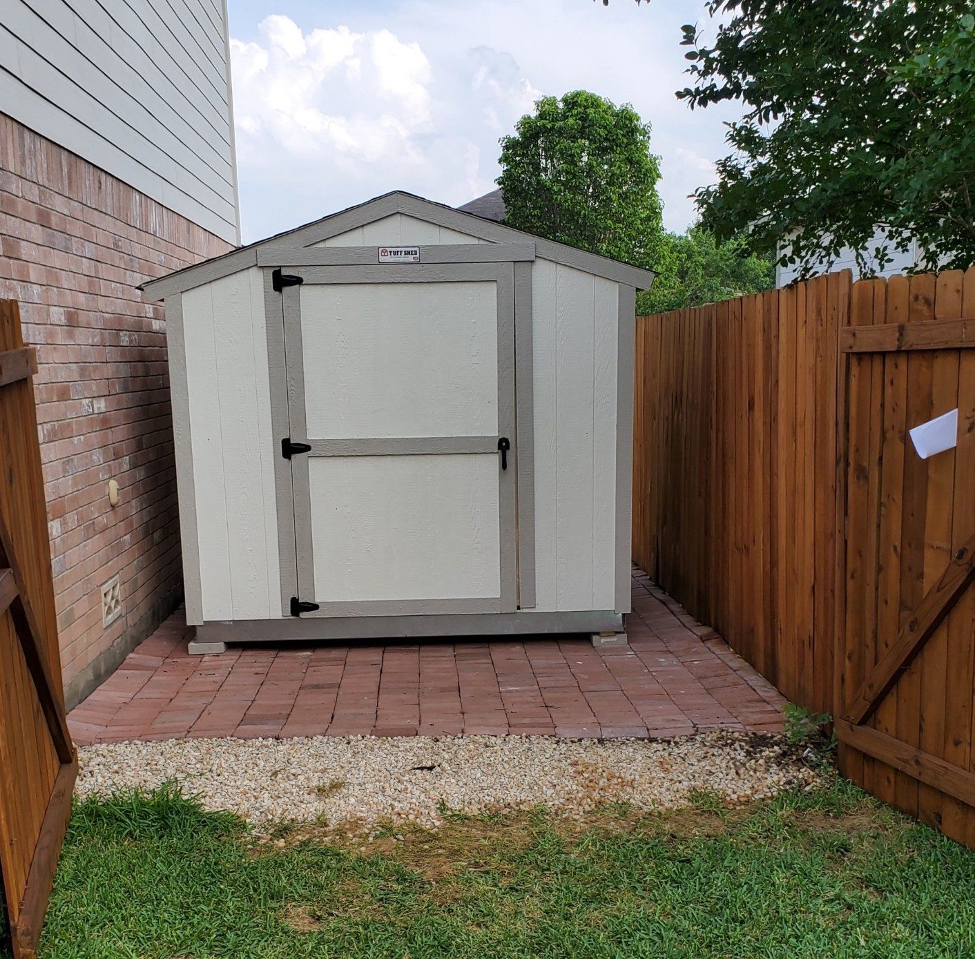 Homeowner Shed 5