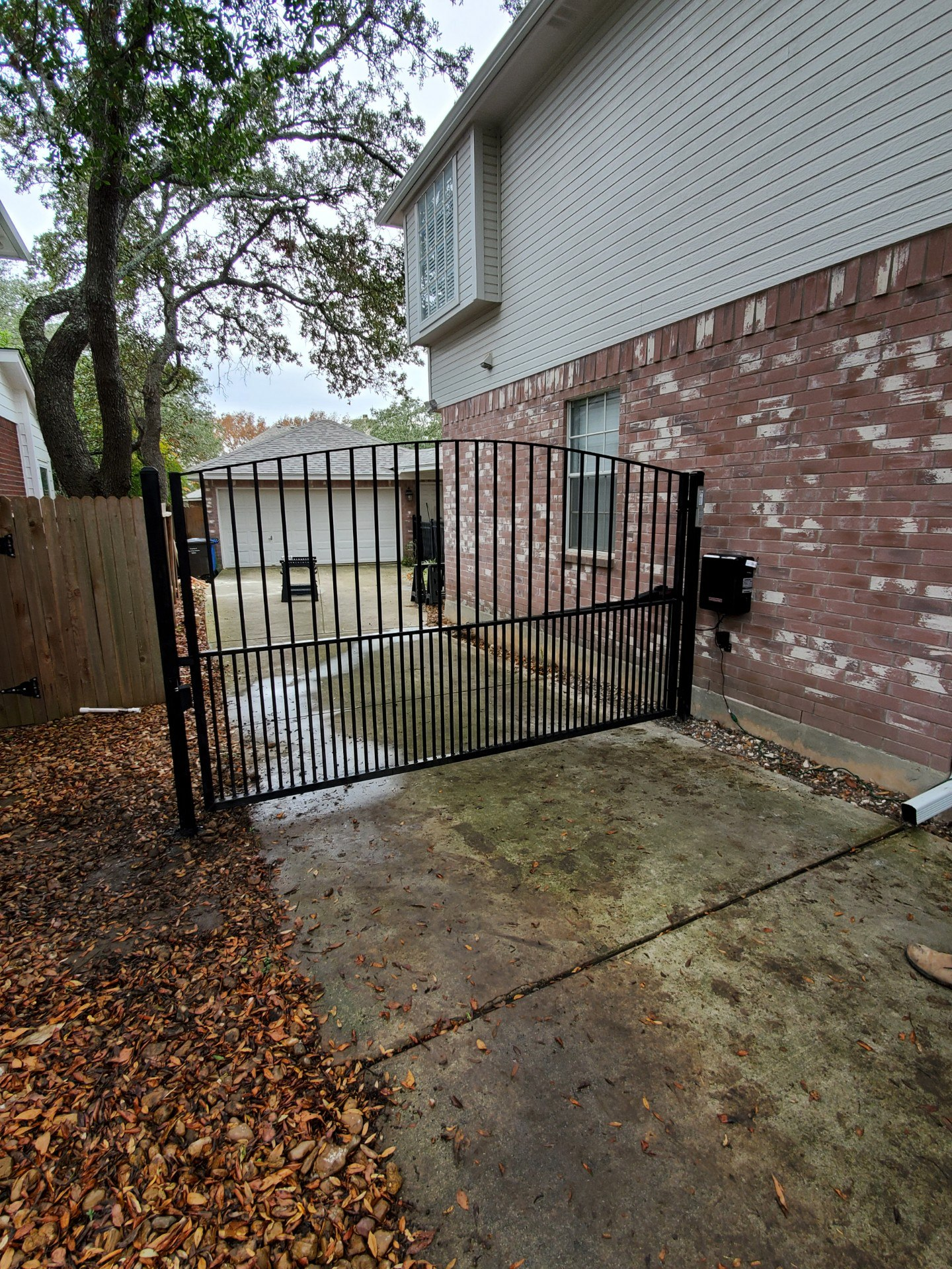 Home Owner Fence 4